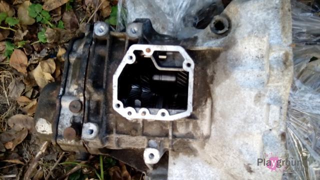 Opel vectra коробка передач